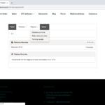Clientes App - gestão de conta